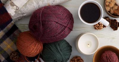 indulge your senses in craft experiences in autumn