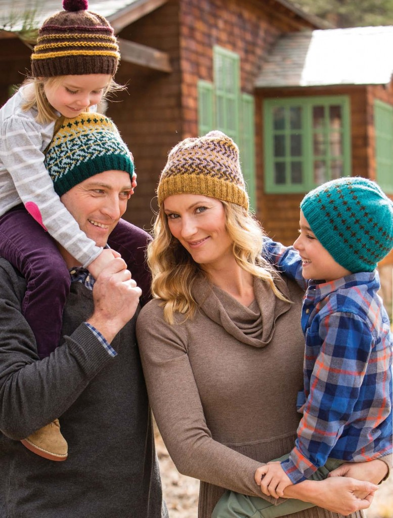 Choose Your Own Adventure Toque customizable hat knitting pattern
