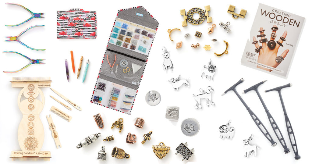 Cool Stuff: Hot New Beading Supplies from <i>Beadwork</i>