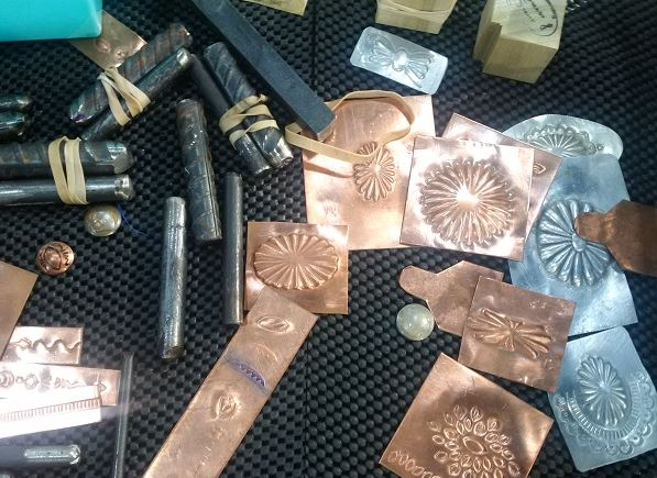 metal stamping tools and supplies