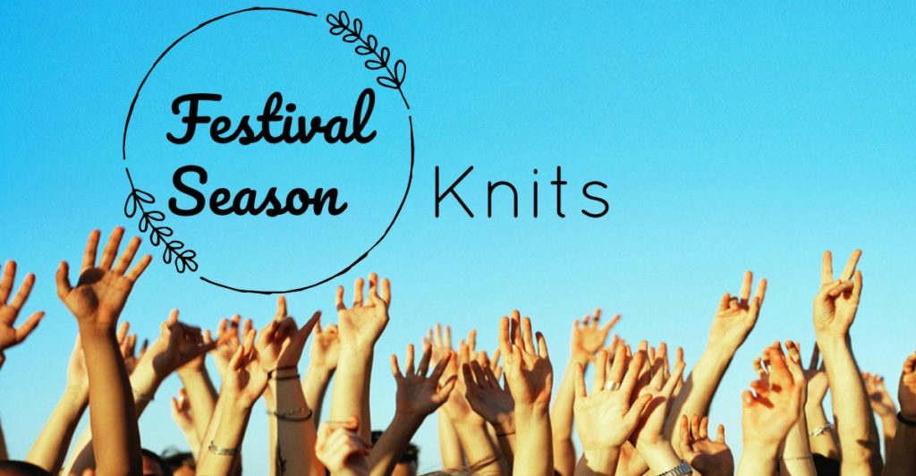 The 7 Knits You Need for Festival Season