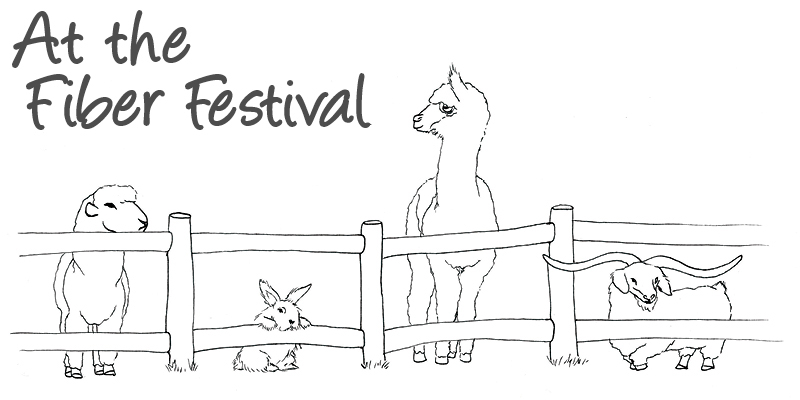At the Fiber Festival: How to Enjoy a Sheep and Wool Festival on a Budget