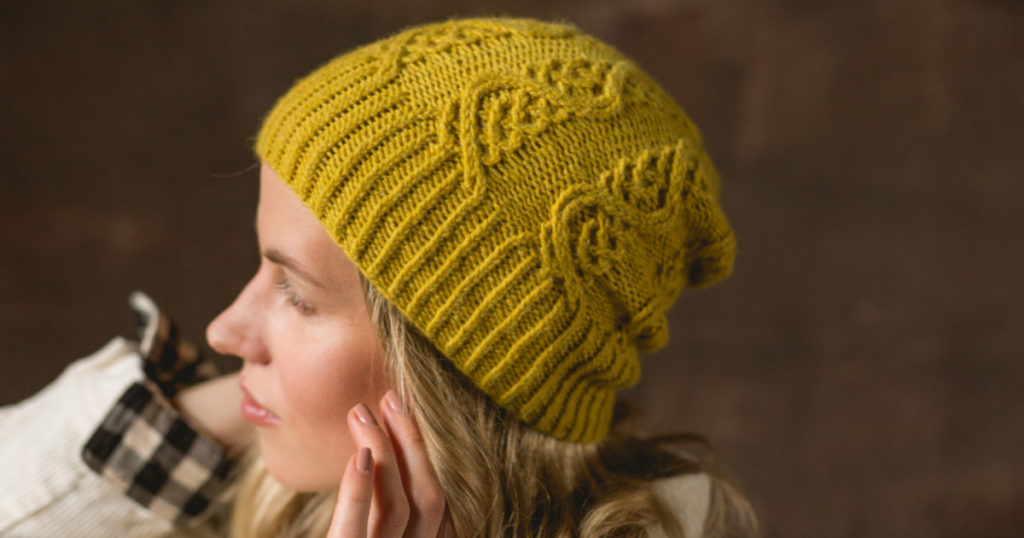 Pattern of the Week: Firefall Toque