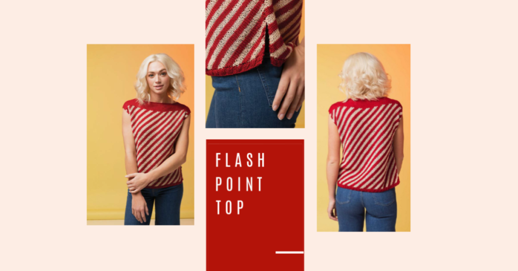Pattern of the Week: Flash Point Top
