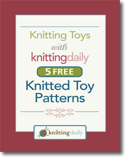 9dde540ac3b7 Knitted Toy Patterns  5 Free Knitting Patterns You ll Love to Knit ...