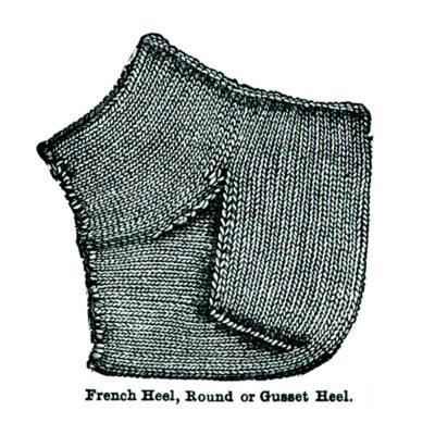 French Heels Versus Dutch: French heel
