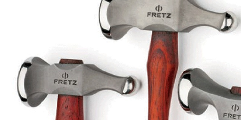 Metalsmithing: Tool Makers, Legends, and Insight on Hammering from Bill Fretz, Part 2