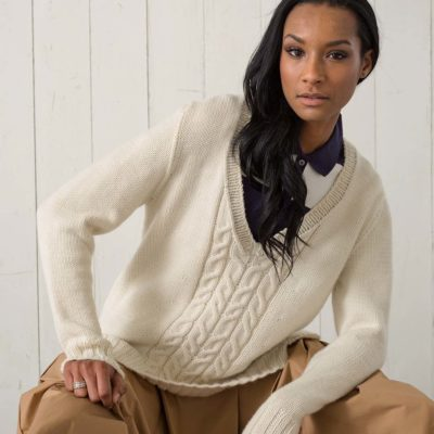 Great Island Pullover