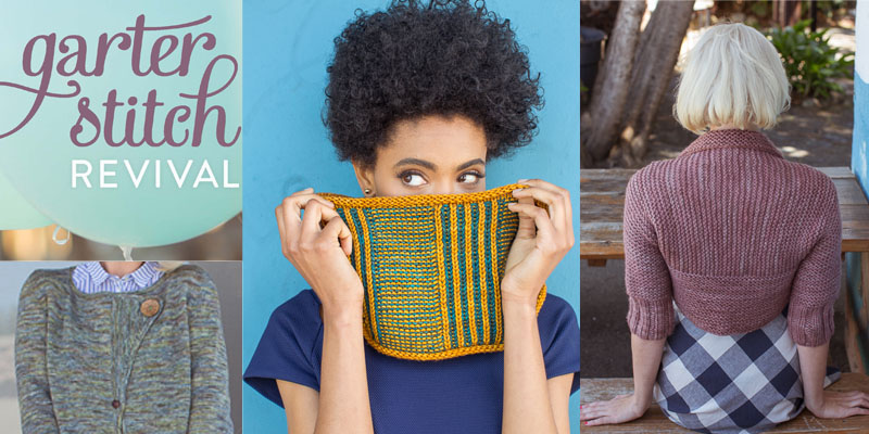Exploring the Simplest Stitch: Garter Stitch Revival