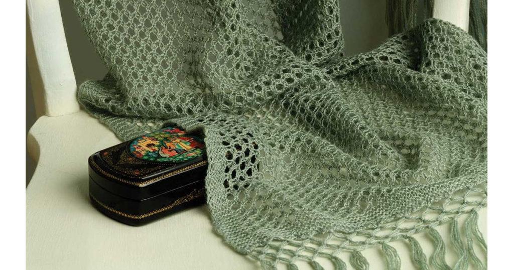 Orenburg Lace Knitting with Galina Khmeleva