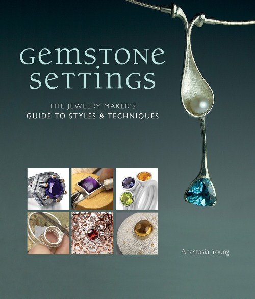 jewelry books: Gemstone Settings
