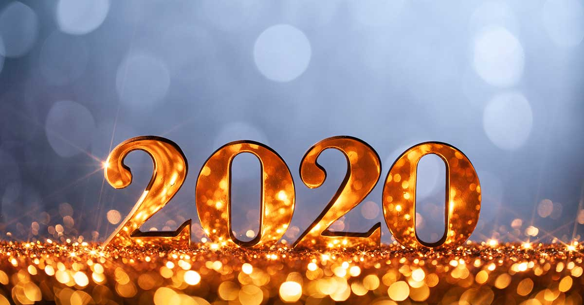 Getty Images 2020 New Years Eve