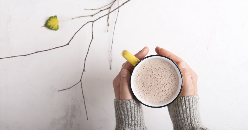 Pattern of the Week: Hot Cocoa Vest