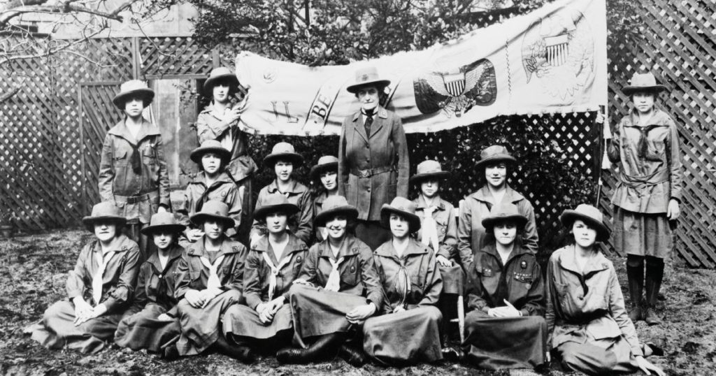 Be Prepared: Juliette Gordon Low and Her Girl Scouts