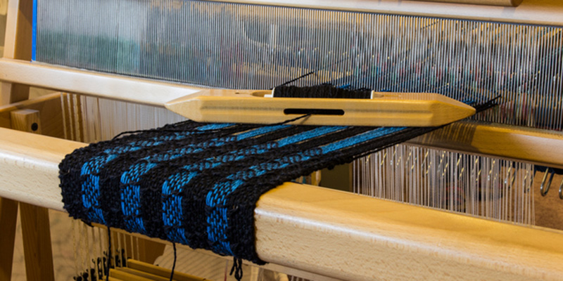 Don't Follow my Example! Sample Before Starting a Weaving Project
