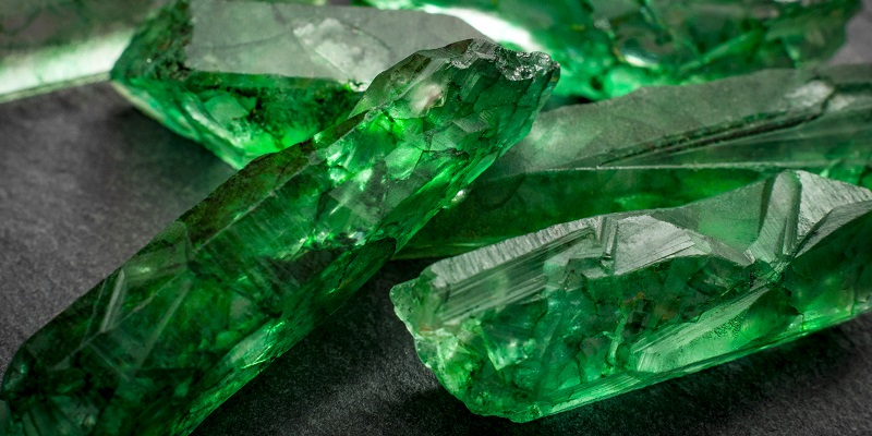 The Swashbuckling History of Emeralds, May's Birthstone