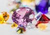 colorful gemstones; Photo: Getty Images. Taken In Phuket, Thailand