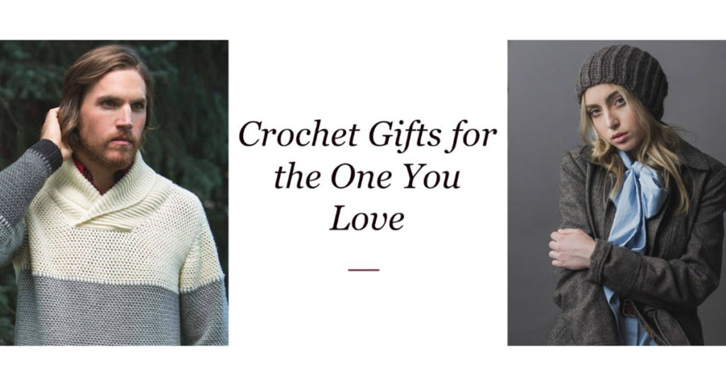 Stumped on What to Get Him? Valentine's Day Crochet Ideas for Men