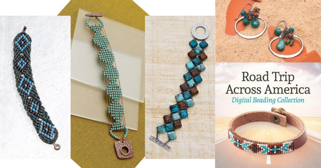 Go West! Beaded Jewelry Ideas