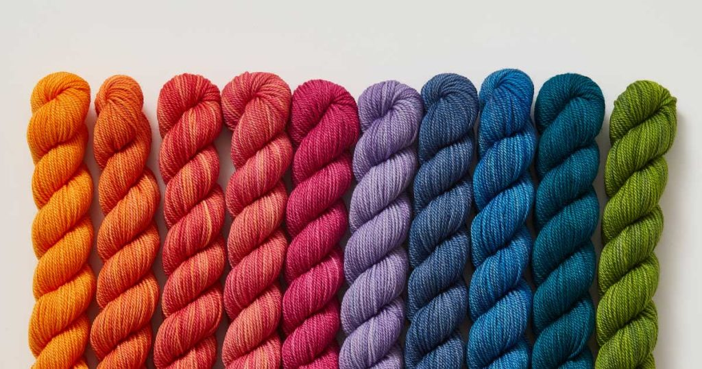 Shift Some Color Back into Your Spring Knitting with Gradient Style!