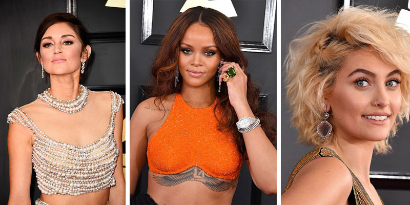 How to Accessorize Like a Rock Star: The Grammy's Best and Wildest Jewelry Trends