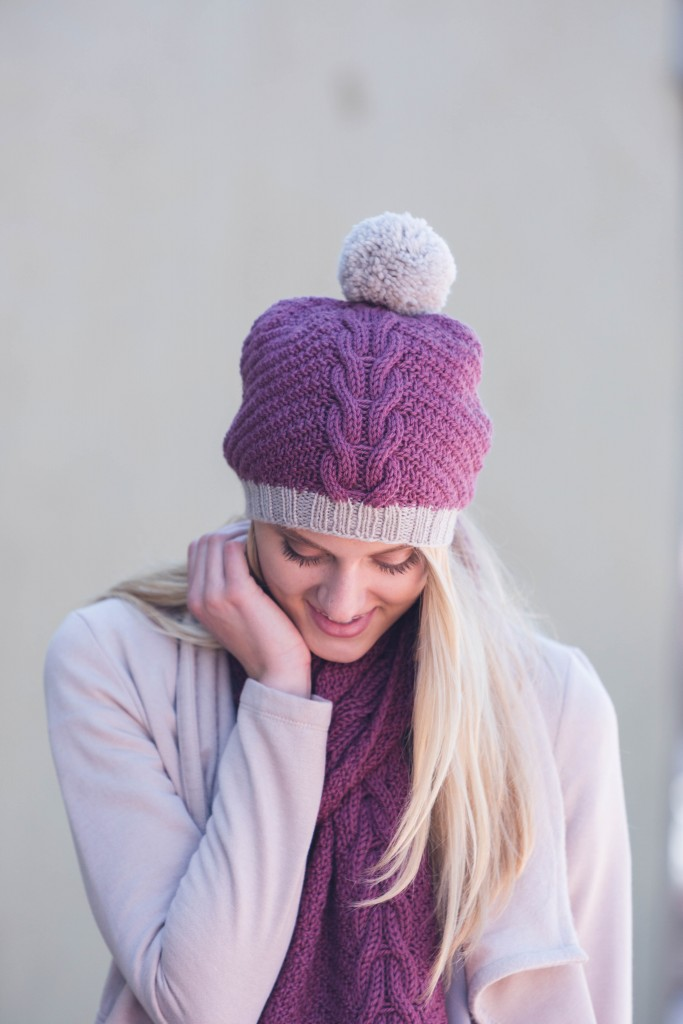 The Only Knitted Hat Scarf Set You Need Knitting Daily