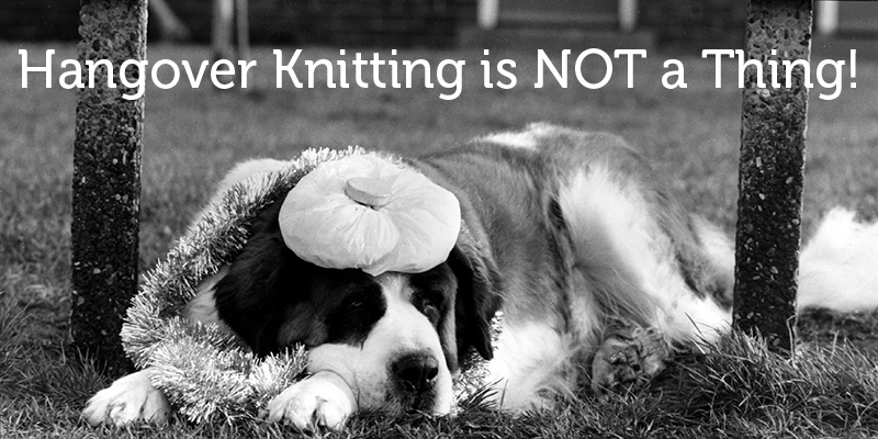 5 Things to Knit After The St. Patrick's Day Hangover is OVER
