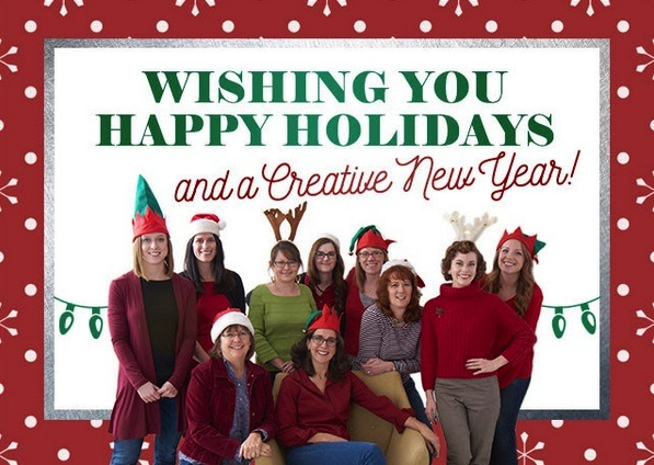 Happy Holidays from the Bead Team