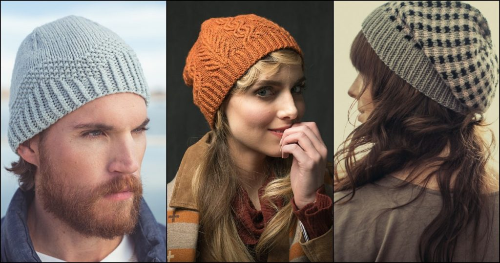 5 Hat Patterns to Jazz Up Your Style