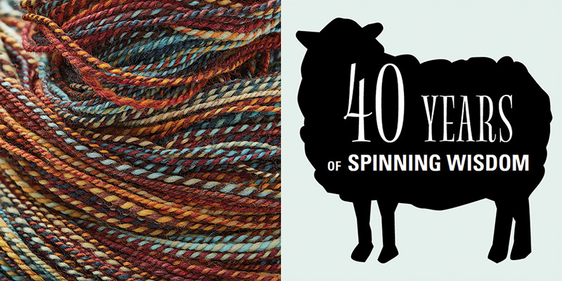 9 Handspinning Tips About Fiber from 40 Years of <em>Spin Off</em>