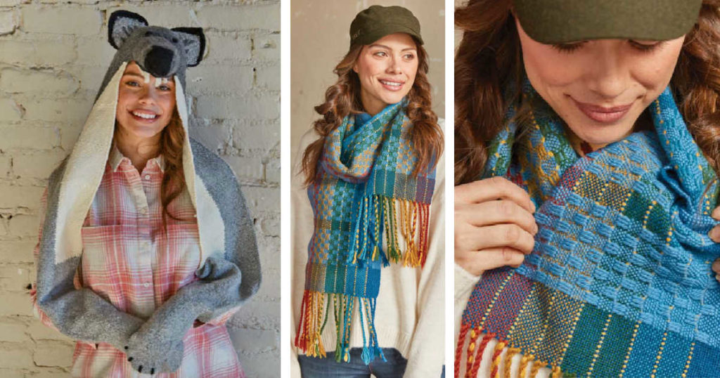 Take a Trip to the Mountains with <em>Little Looms</em>