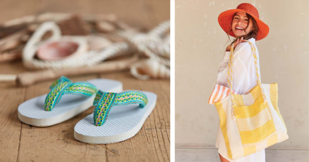 Spend a Day at the Beach with <em>Little Looms</em>
