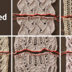 An Education in Lace Grafting: Grafting Two-Sided Lace