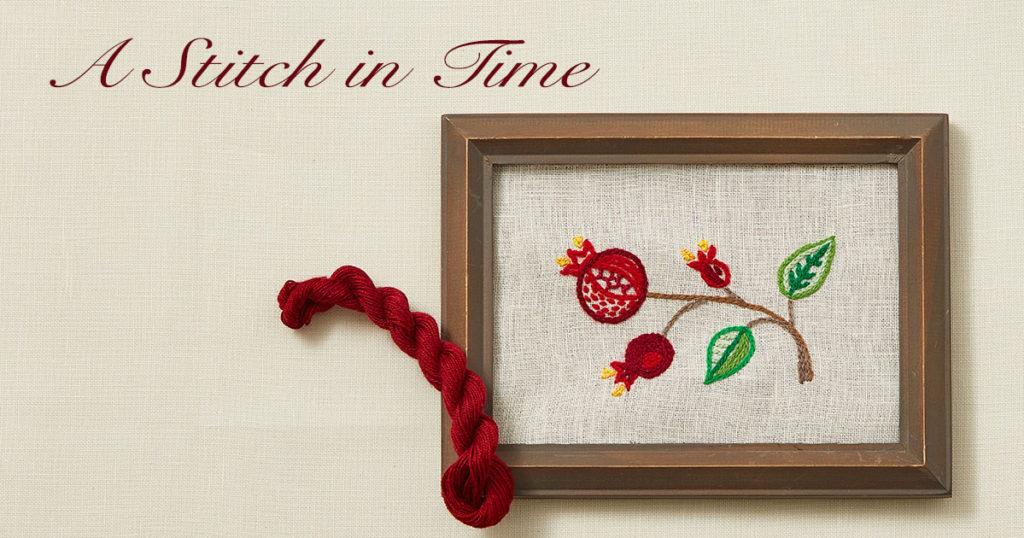 A Stitch in Time: Split Stitch