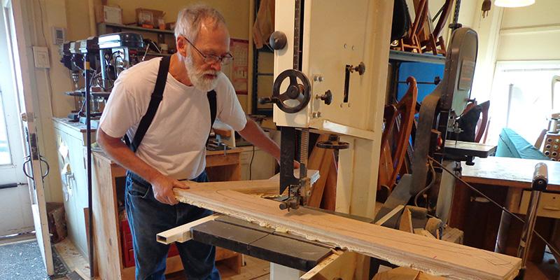 I Am a Spinner: David Kortier, Harp Maker