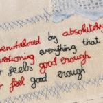 The Timeless Sock Knitting of Lydia Gladstone