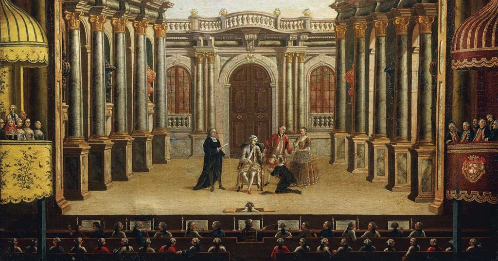 Molière, Comedy, and Needlework