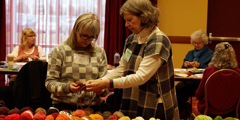 Hand-Dyeing Yarn: An Interweave Yarn Fest Teacher Q&A with Nancy Shroyer