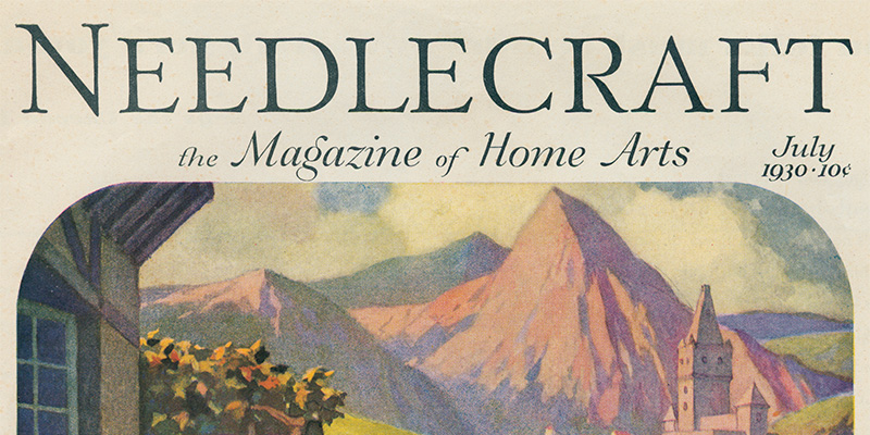 What are Your Favorite Vintage Needlework Magazines?