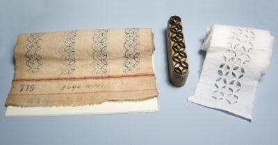Ayrshire needlework