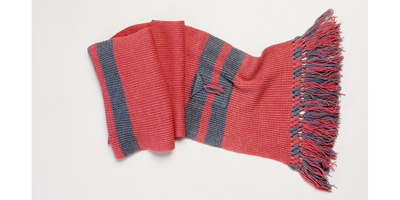 """Discover a Family's Heirloom Shawl: """"Knitted Together Through Time"""" And An """"All Shall Be Well Shawl"""" to Knit"""