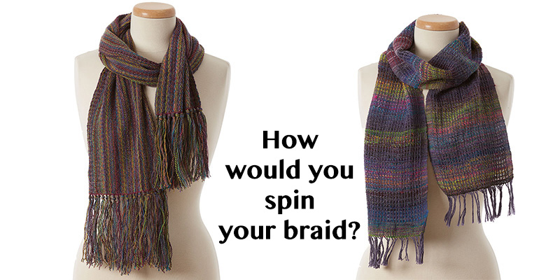 Choose Your Own Adventure: How Would You Spin This Hand-Dyed Fiber?