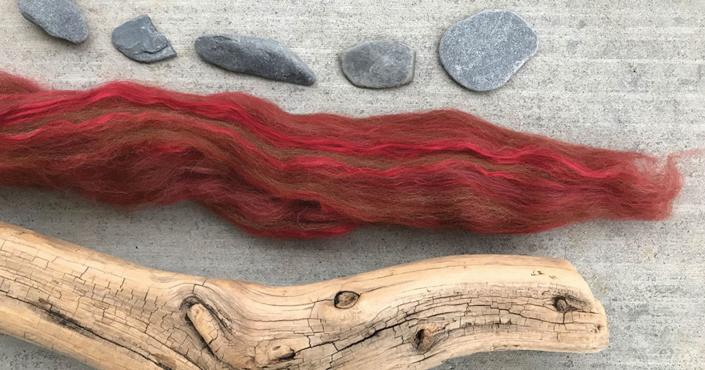 Spinning Scrap: Make Handspun Yarn with Leftover Bits of Fiber