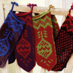 House of the Seven Gables Knitted Socks