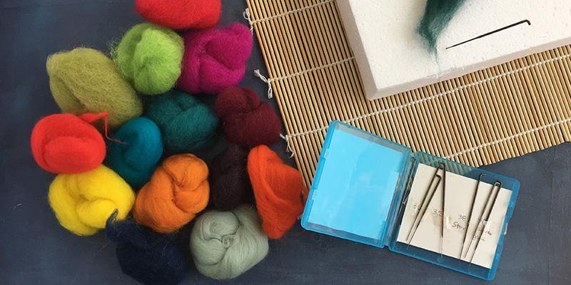 Mi Amor: Adventures in Fulling and Felting Wool