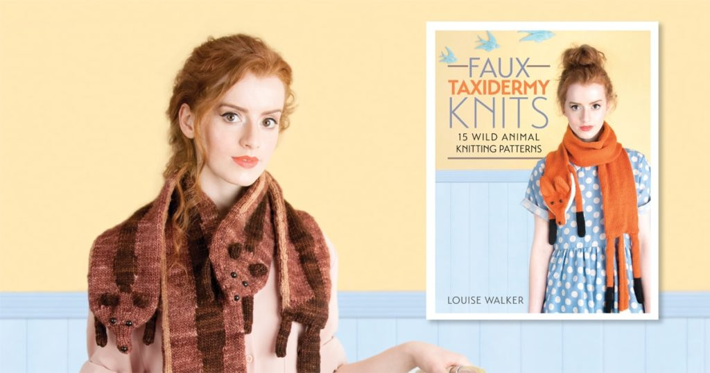 Get Some Stately Home Chic with <em>Faux Taxidermy Knits</em>