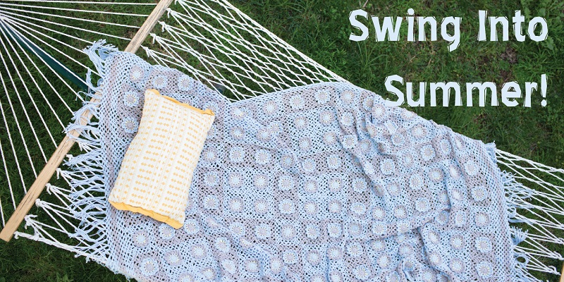Swing Into Summer Crochet Style!