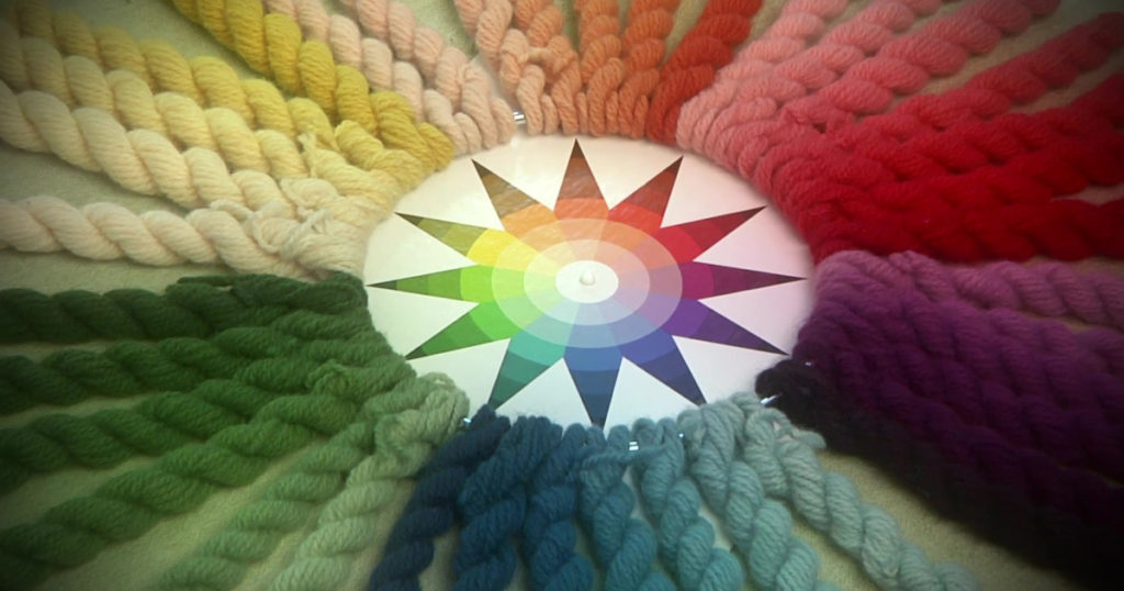 When it Comes to Dyeing Yarn, Mother (Nature) Knows Best