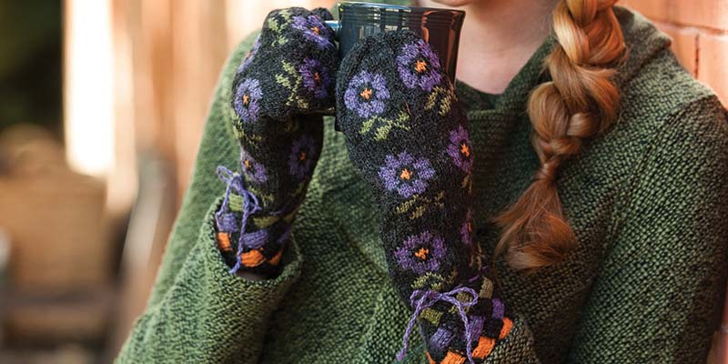 Yearning to Knit Scandinavian Mittens