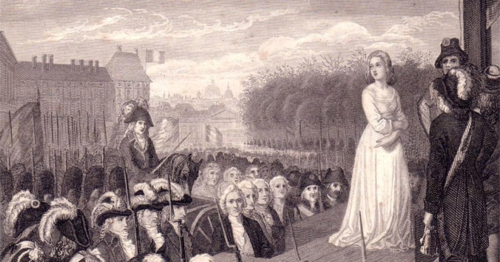 Marie Antoinette and Muslin Disease